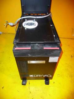 Leybold Dryvac 100P Dry Vacuum Pump not working