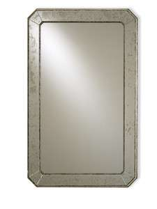 CO. COMPANY Antique Wall Mirror #4203, 26 W x 41H, Hollywood Regency