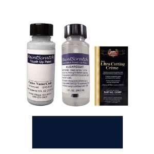 1 Oz. New Indigo Blue Metallic Paint Bottle Kit for 2012