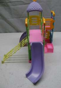 Barbie Happy Kelly Backyard Playground Playland FITS Loving Family