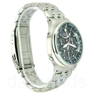 Citizen Promaster Eco Drive Pilot WR200M date Watch AV0030 60E