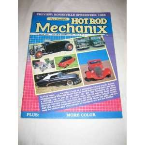 Hot Rod Mechanix V.2 #4 July 1988 Mini Chevy Truck Gene