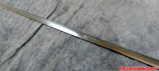 ANTIQUE SWORD CIVIL WAR ERA NCO MILITIA OFFICERS GERMAN MADE BLADE
