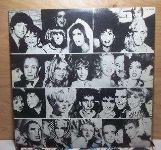 rolling stones lp SOME GIRLS 1978 1st Press Original Shrink BANNED