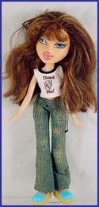 Bratz GIRLZ Girl Dolls + Clothes/Outfits Shoes Lot f