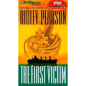 The First Victim (Lou Boldt/Daphne Matthews Series): Ridley Pearson