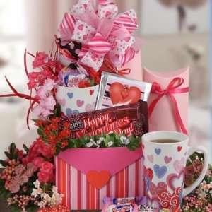 S.W.A.K Valentines Day Gift Basket