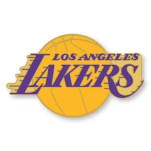 Los Angeles Lakers Logo Pin