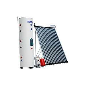 250 Liter Solar Water Heater System with Gas & Electrical Backup