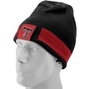 Nike Texas Tech Red Raiders Black/Red Reversible Knit