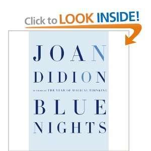 Blue Nighs [Hardcover] JOAN DIDION Books