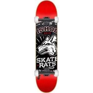 Real Wair Skate Rat Complete Skateboard   8.25 w/Essential