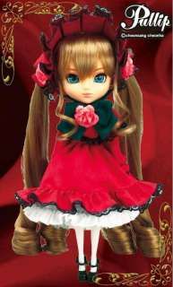Jun Planning Pullip Rozen Maiden Shinku Action Figure