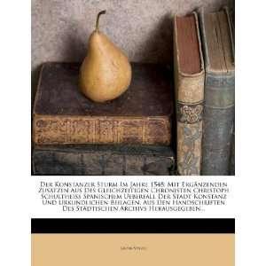 (German Edition) (9781247760513): Georg Vögeli: Books