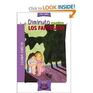Diminuto Contra Los Fantasmas (Spanish Edition