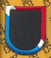 187th Pathfinder Infantry Airborne beret flash patch #1