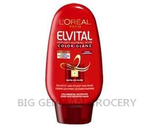 LOREAL ELVITAL Color Gloss directly rebuild treatment