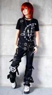 visual kei unisex JAPAN fashion pants trousers XXL