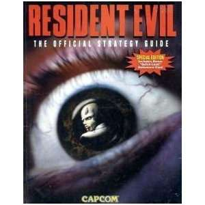 Resident Evil The official strategy guide Zach Meston
