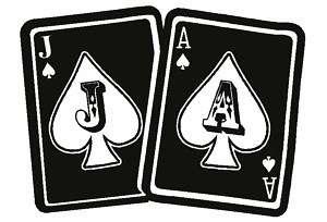 JASON ALDEAN Spade Logo Car Truck Decal Vinyl Sticker