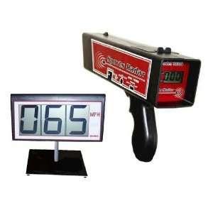 Sports Radar SR 3600 Radar Gun & DS400 LCD Screen, Hard