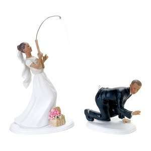 Gone Fishing Mix & Match Cake Toppers   Enic Bride Home