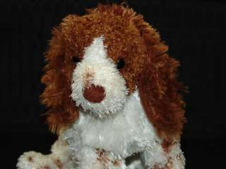 Lifelike Douglas Brown Springer Spaniel Plush Dog Toy