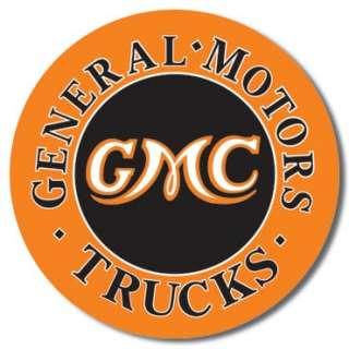 alta collectibles vintage reproduction tin sign general motors trucks