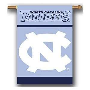 North Carolina Tar Heels UNC NCAA Double Sided 28 X 40