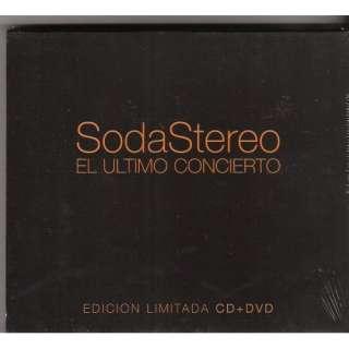 Soda Stereo / El Ultimo Concierto Edicion Limitada [IMPORT] (CD+DVD