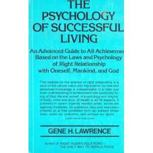 of Successful Living (9780682402521) Gene H. Lawrence Books