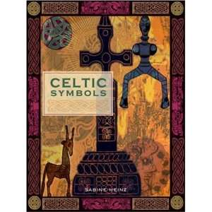 Celtic Symbols [Paperback]: Sabine Heinz: Books