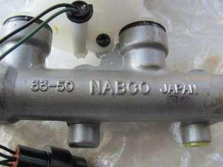 Wagner F115616 NEW Brake Master Cylinder Subaru NABCO
