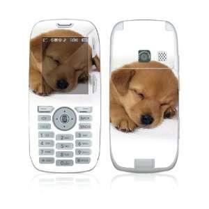 LG Rumor Skin Decal Sticker   Animal Sleeping Puppy