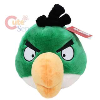 Angry Birds Toucan Green Bird Plush Doll  13 Medium Rovio Licensed