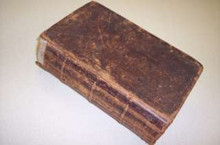 GEORGE EVANS ANNA MARY KEINER FAMILY BIBLE 1838 PA