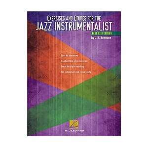 Etudes For The Jazz Instrumentalist (Trombone / Bass Clef Instruments