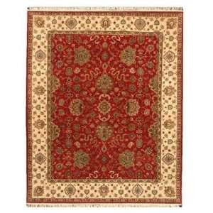 Rugstudio Famous Maker 39123 Red Sand 4 X 6 Area Rug