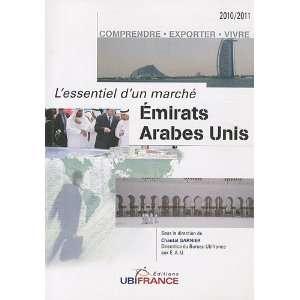 Émirats arabes unis (9782279417642): Mathieu Bruchon