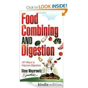 Food Combining & Digestion: 101 Ways to Improve Digestion [Kindle