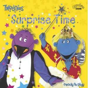 Surprise Time (Tweenies) (9781405902007