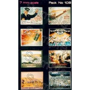 Tiny Signs O108 Sr Travel Posters Large: Home & Kitchen