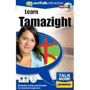 Talk Now Tamazight Berber (9781843520979) Topics