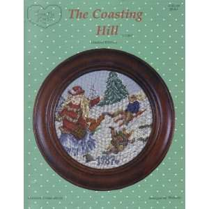 Coasting Hill   Counted Cross Stitch   CSL 30   1987: Melinda: Books