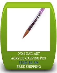 12 TYPES DRIED FLOWER Nail Art Decoration B22
