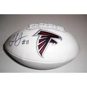 Julio Jones Autographed Ball   Autographed Footballs