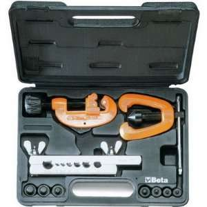 Beta 351 C Pipe Cutter and Tube Flaring Tool:  Industrial