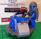 LOT LEGO STAR WARS MINIFIG TURRET BLASTERS