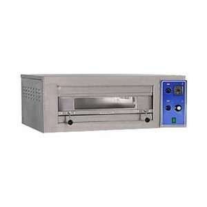 Bakers Pride EP 1 2828 Electric Deck Pizza Oven, Single 28