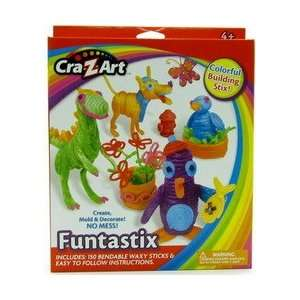 Art & Craft Supplies craft set funtastic cra z art Toys & Games
